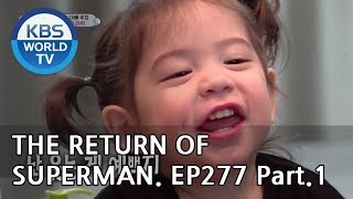 Video The Return of Superman | 슈퍼맨이 돌아왔다-Ep277:A Lesson Into the Unfamiliar world Pt.1[ENG/IND/2019.05.19] MP3, 3GP, MP4, WEBM, AVI, FLV September 2019