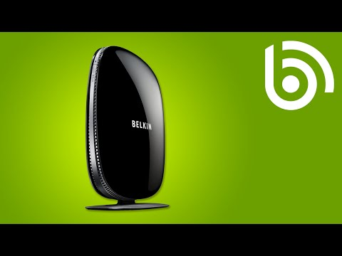 Belkin F9K1106uk Overview