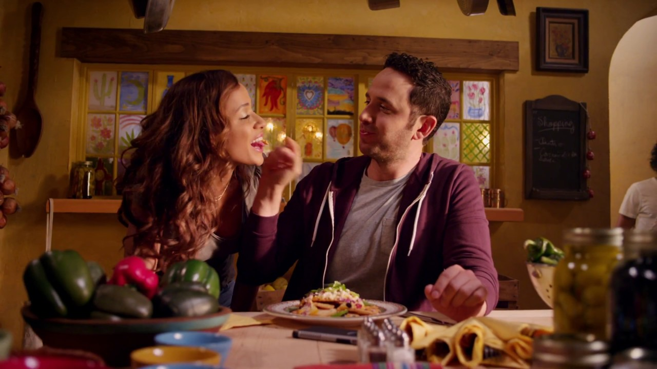 The Secret Ingredient is Love in Romantic Comedy 'Off The Menu' (Trailer) starring Dania Ramirez & Santino Fontana