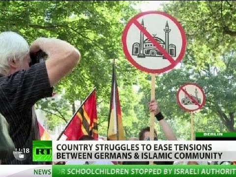 Mohammed - Germany's struggling to see eye to eye with its Muslim community over whose laws and beliefs should prevail. From anti-extremism protests to openly displayin...