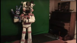 Subscribe to Cony:  http://youtube.com/subscription_center?add_user=martincony Real life sized model of funtime freddy from the five nights at freddys game series, More FNAF models:Funtime Foxy: https://www.youtube.com/watch?v=hF7ze28A42Y&lc=z123snkr5zi1d1f1t23mjnsbpy2jcjnhm04Nightmare Chica: https://www.youtube.com/watch?v=oBLm9fKCR-kNightmare Bonnie: https://www.youtube.com/watch?v=Bi9l1ocQshwPlushTrap: https://www.youtube.com/watch?v=xeH9VJe7l-EFoxy: https://www.youtube.com/watch?v=CtPbOwuGW5kBonnie: https://www.youtube.com/watch?v=3bGHLN9dpykNightmare Mangle: https://www.youtube.com/watch?v=LubBr9PjWgESpringtrap: https://www.youtube.com/watch?v=P7euYae63DEPhantom Mangle: https://www.youtube.com/watch?v=5ZO9YpZfOT4The Mangle: https://www.youtube.com/watch?v=QtLgsZUOo3I100% hand crafted by Cony, Song in Video: Anevo - Feel Something ( Feat. Kayla Diamond)