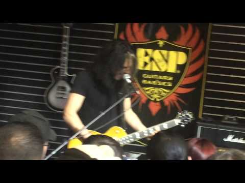 Alex Skolnick ESP Guitars clinic - NAMM 2015 1/24/15