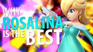 ZeRo: Why Rosalina Is The Best Character