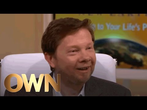 Eckhart Tolle Video: The Secret of Happiness In Three Words