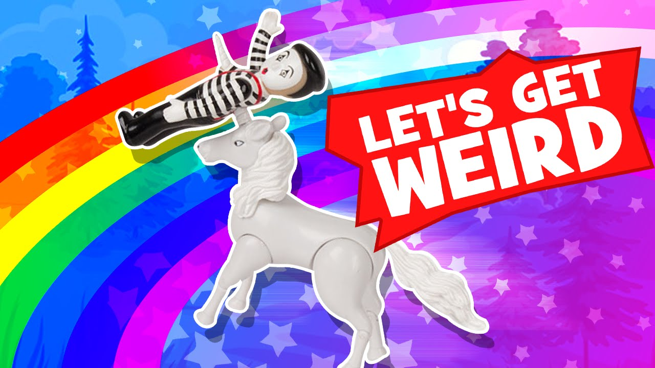 AVENGING UNICORN! – Let's Get Weird