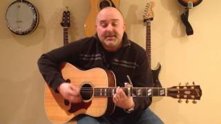 Download Lagu How to Play If I Had a Boat - Lyle Lovett (cover) Easy 4 Chord Tune Mp3
