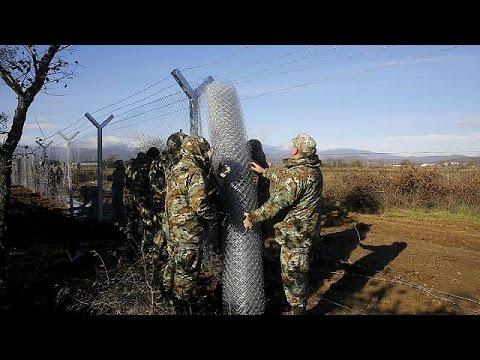 Μεταναστευτικό: Φράχτη στα σύνορα με την Ελλάδα υψώνει η ΠΓΔΜ