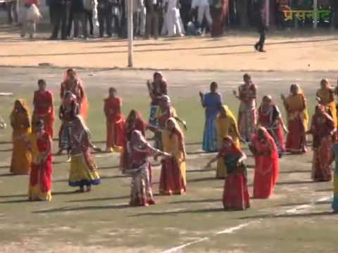 64th Republic day Celebrated in Udaipur
