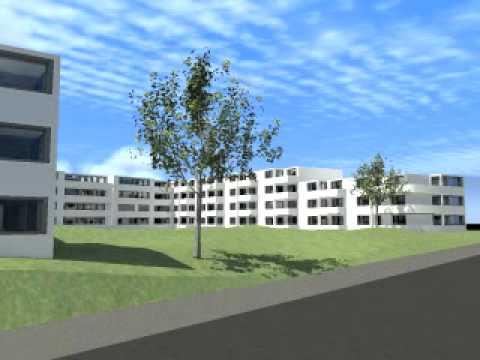 Arne Jacobsen – Urbanización Bellavista – Soleamiento 2