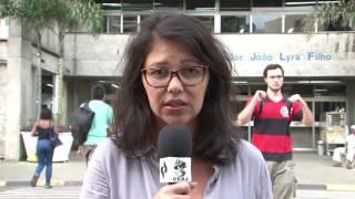 Tatiane Alves, coordenadora de estudos estratégicos e desenvolvimento da UERJ.