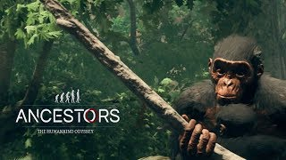 ES HORA DE EVOLUCIONAR - Ancestors: The Humankind Odyssey #9 (Survival Game)