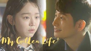 Video ShinHyeSun ♥ ParkSiHoo, Be reunited in Finland [My Golden Life Ep 52] MP3, 3GP, MP4, WEBM, AVI, FLV Juli 2018