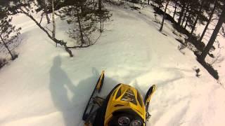 8. ski-doo mxz 550f