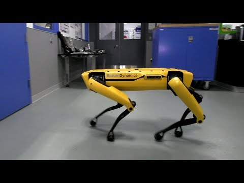 Boston Dynamics: 'Hey Buddy, Can You Give Me a Hand?'