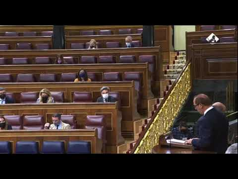 El PP defensa en el Congrés la supressió d`aforamints per a diputats i alts càrrecs del Govern