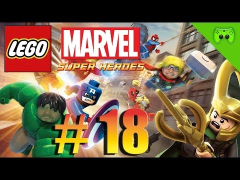 LEGO MARVEL SUPER HEROES # 18 - Dr. Doom  «»  Let's Play Lego Marvel S.H. | FULL HD