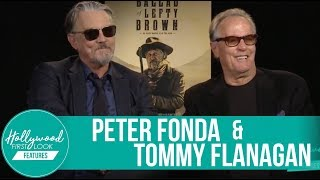 Nonton Peter Fonda   Tommy Flanagan   Making Of  The Ballad Of Lefty Brown  2017  Film Subtitle Indonesia Streaming Movie Download