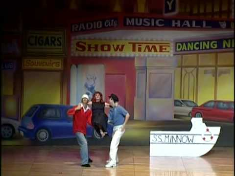 Fred Astaire Dance Studios Arizona Dance Showcase Comedy & Tragedy of Broadway