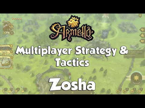 Armello Multiplayer Strategy & Tactics: Zosha Slinks in the Shadows
