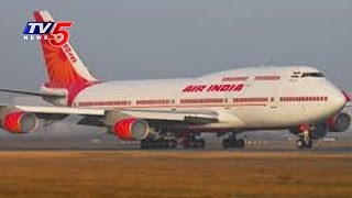 Shamshabad India  city photos : Air India Plane Emergency Landing in Shamshabad Due to Technical Problems | TV5 News