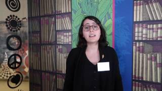 IDAHOT Forum 2017: Juliette Sanchez-Lambert, the Policy Officer on education at ILGA Europe, on why is IGLYO'S LGTBQI Inclusive Education Index that important.