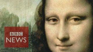 Mona Lisa (da Vinci) - Hidden Portrait