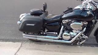 4. 2004 Kawasaki Mean Streak 1600 Motorcycle Saddlebags Review - vikingbags.com