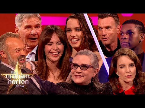 The Best Star Wars Moments From The Graham Norton