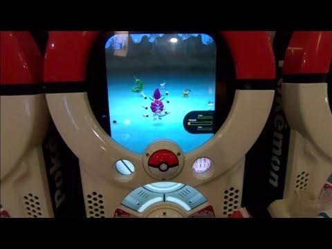 [Pokemon Tretta Best Selection 02] 雙紅魔王等級 對面陣容超狂
