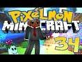 CATCHING EVERYTHING Minecraft Pixelmon Adventure #34 w/ JeromeASF & BajanCanadian