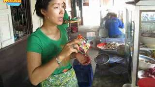 Bokeo Laos  city images : Lao style pho noodle in Huay xai Bokeo Laos (เฝอเมืองลาว)