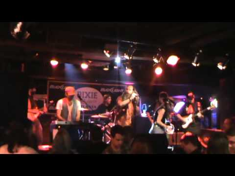 The Law Band @Dixie Tavern cover