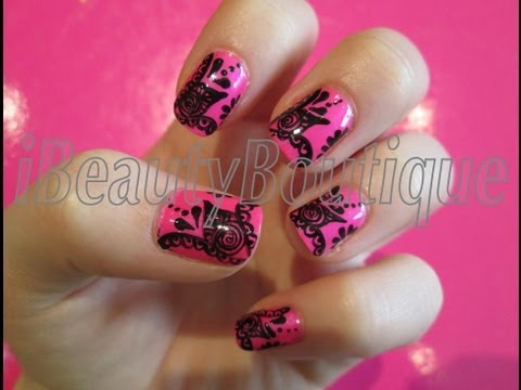Henna Inspired – Nail Art | iBeautyBoutique