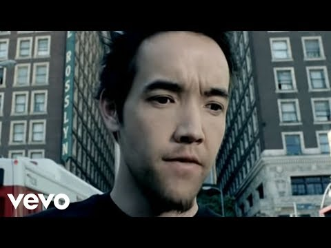 hoobastank - the reason (videoclip)