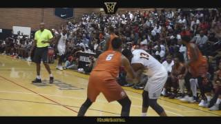James Harden LAUNFD Was On FIRE vs Nick Young, Jordan Clarkson Drew League Week 7 2016