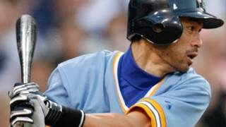 6/27/08: Mariners 5 @ Padres 2, F -- Ichiro Suzuki and Jose Lopez each had three hits for the Mariners, while Adrian Beltre drove in three runs. San Diego's Brian Giles also had three hits.   The teams wore retro 1978 uniforms to honor the 30th anniversary of the first All-Star game in San Diego.イチロー パドレス戦で6打数3安打