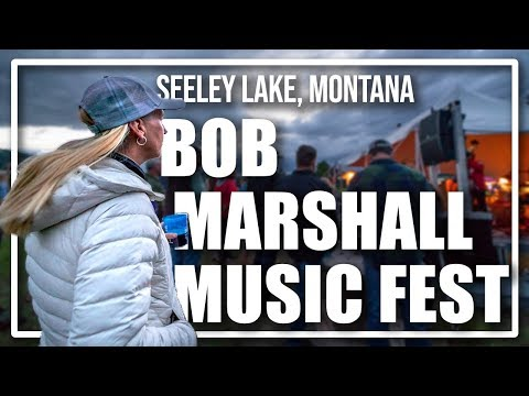 Family Fun at Bob Marshal Music Fest in Seeley Lake