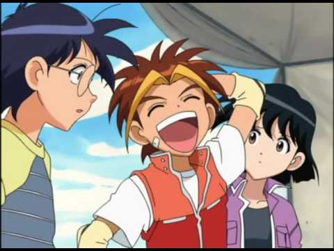 Idaten Jump Episode 3 in Hindi - Crash! The First Defeat?