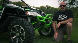 2. TEST RIDE: 2013 Arctic Cat Wildcat X