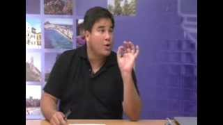 Pulsa para ver el vídeo - «En Persona» Canal 13 Digital Nº 2031; entrevista a Mencey Navarro.