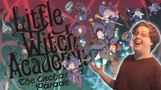 Nonton Anime Jack   Little Witch Academia  The Enchanted Parade Film Subtitle Indonesia Streaming Movie Download