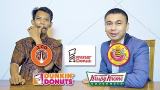 Video PERANG DONUT! MENCARI YANG TERENAK! MP3, 3GP, MP4, WEBM, AVI, FLV Januari 2018