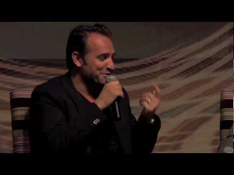 Academy Award Winner Best Actor Jean Dujardin on Preparing to do a Silent Film - The Artist
