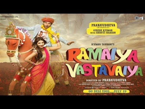 Ramaiya Vastavaiya - Official Film Trailer 2013