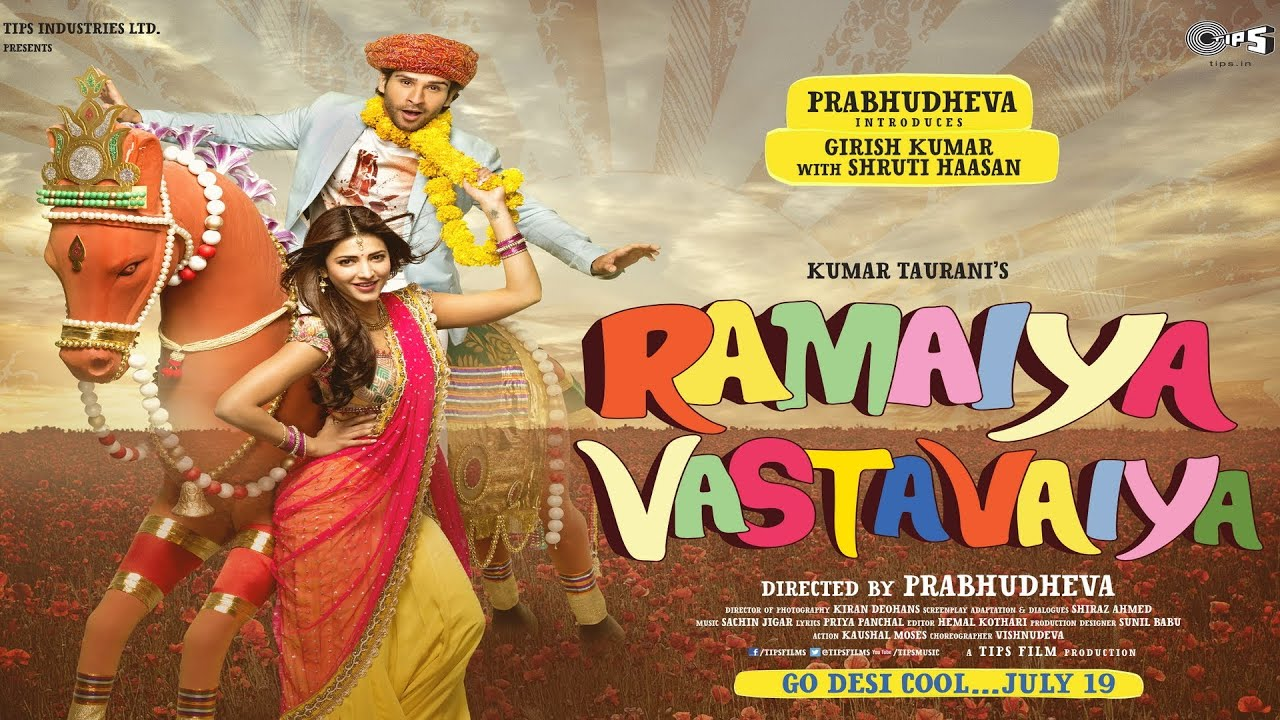 Ramaiya Vastavaiya – Offical Trailer