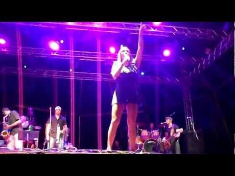 Voadois em Verdelândia  cantando EX MY LOVE