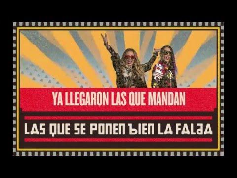 Las Que Se Ponen Bien la Falda (Audio) - Maria Jose (Video)
