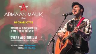 Armaan Malik talks about his USA Tour