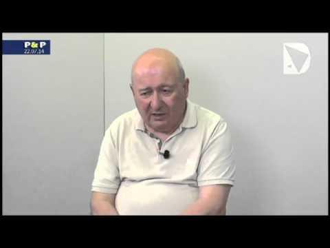 Passioni & Politica - Il presidente di Confartigianato Toscana intervistato da Elisabetta Matini.