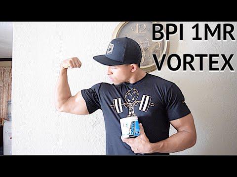 BPI 1MR VORTEX PRE-WORKOUT REVIEW   9/10